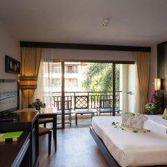 Отель Deevana Patong Resort & Spa 4* Номер Делюкс с двуспальной кроватью фото 8