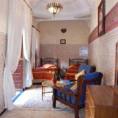 Отель Dar Moulay Ali 3* Стандартный номер фото 2