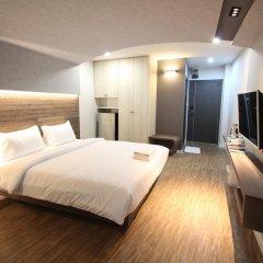 Preme Hostel Улучшенный номер с различными типами кроватей фото 2