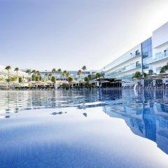 Отель Hipotels Gran Conil & Spa Испания, Кониль-де-ла-Фронтера - отзывы, цены и фото номеров - забронировать отель Hipotels Gran Conil & Spa онлайн приотельная территория фото 2