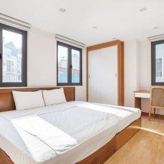 Отель An Nguyen Building Апартаменты с различными типами кроватей