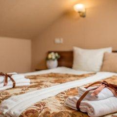 Hotel & SPA Restaurant Pysanka 3* Стандартный номер с различными типами кроватей фото 9
