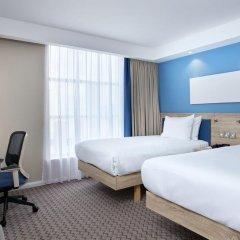 Отель Hampton by Hilton Glasgow Central 3* Стандартный номер с 2 отдельными кроватями