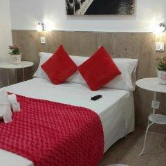 Отель Hostal Casa de Huespedes Marisol Стандартный номер с различными типами кроватей фото 6
