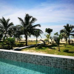 Отель C&N Kho Khao Beach Resort бассейн фото 2