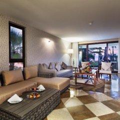 Отель Nirvana Lagoon Villas Suites & Spa 5* Вилла с различными типами кроватей фото 19