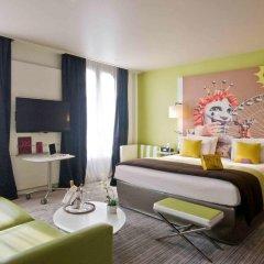 Отель Mercure Nice Centre Grimaldi 4* Стандартный номер с различными типами кроватей
