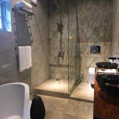 Отель Villa Raha 3* Улучшенный люкс с различными типами кроватей фото 6