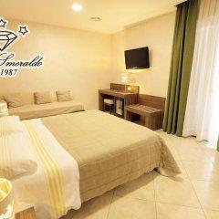 Hotel Smeraldo 3* Улучшенный люкс фото 19
