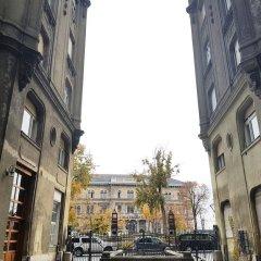 Отель Butterfly Home Danube балкон