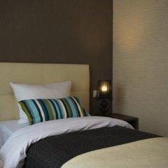 Гостиница Силуэт Стандартный номер 2 отдельные кровати фото 18
