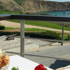 Отель Mareta Beach Boutique Bed & Breakfast балкон