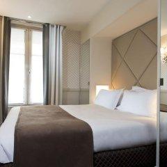 Отель Longchamp Elysées 3* Стандартный номер с различными типами кроватей