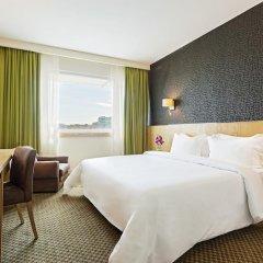 Отель HF Ipanema Porto 4* Стандартный семейный номер разные типы кроватей фото 4