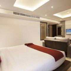 Отель Paripas Patong Resort 4* Стандартный семейный номер с разными типами кроватей фото 3