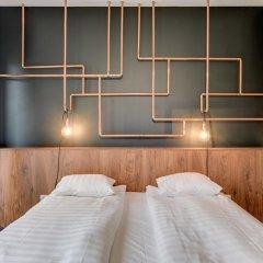 Апартаменты Apartinfo Chmielna Park Apartments Улучшенные апартаменты с различными типами кроватей фото 10