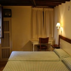 Отель Hosteria La Antigua Потес комната для гостей фото 5
