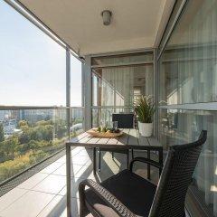 Апартаменты P&O Apartments Arkadia балкон