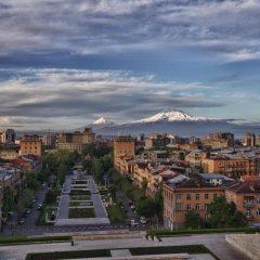 Апартаменты рядом с Каскадом Ереван фото 6