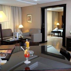 Отель Le Palace D Anfa 5* Представительский люкс с различными типами кроватей фото 3