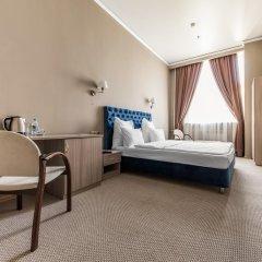 Гостиница Фортис 3* Стандартный семейный номер с разными типами кроватей фото 3