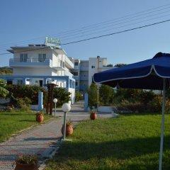 Отель Elpida Beach Studios