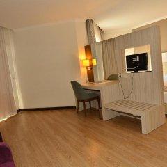 Side Prenses Resort Hotel & Spa Турция, Анталья - 3 отзыва об отеле, цены и фото номеров - забронировать отель Side Prenses Resort Hotel & Spa онлайн удобства в номере фото 2
