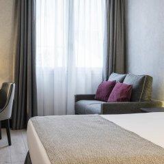 Отель ILUNION Bel-Art 4* Стандартный номер с различными типами кроватей фото 26