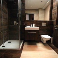 Отель Gdański Residence Улучшенные апартаменты с различными типами кроватей фото 11