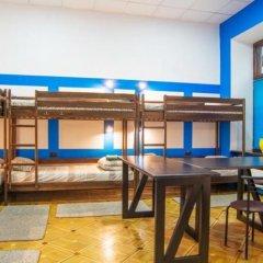 Хостел Берлога Кровать в общем номере с двухъярусной кроватью фото 18