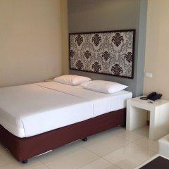 Отель Marsi Pattaya Стандартный номер с различными типами кроватей фото 8