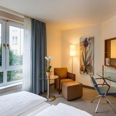 Mercure Hotel München Airport Freising 4* Стандартный номер с различными типами кроватей фото 4