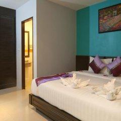 Отель PJ Patong Resortel 3* Улучшенный номер с двуспальной кроватью фото 5