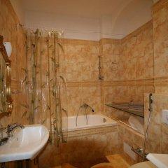Отель Apartmany U Thermalu Чехия, Карловы Вары - отзывы, цены и фото номеров - забронировать отель Apartmany U Thermalu онлайн ванная