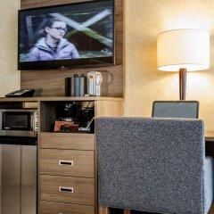 Отель GEC Granville Suites Downtown 3* Стандартный номер с различными типами кроватей фото 3
