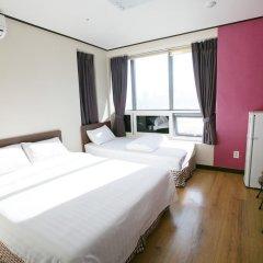 K Hostel Стандартный номер с 2 отдельными кроватями