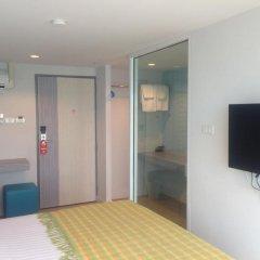 Отель Nantra Pattaya Baan Ampoe Beach 3* Студия с разными типами кроватей фото 8
