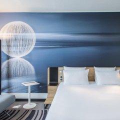 Отель Novotel Wroclaw Centrum 4* Улучшенный номер с различными типами кроватей фото 7