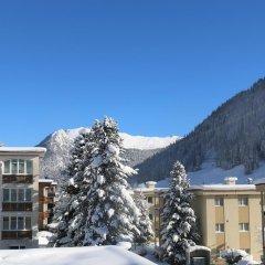 Отель Haus Pyrola Швейцария, Давос - отзывы, цены и фото номеров - забронировать отель Haus Pyrola онлайн фото 6