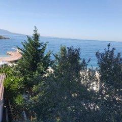 Отель Mucobega Hotel Албания, Саранда - отзывы, цены и фото номеров - забронировать отель Mucobega Hotel онлайн балкон