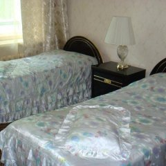 Гостиница Стригино Номер Делюкс разные типы кроватей фото 4