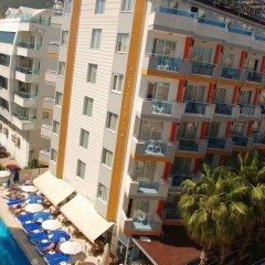 Kleopatra Arsi Hotel Турция, Аланья - 4 отзыва об отеле, цены и фото номеров - забронировать отель Kleopatra Arsi Hotel онлайн фото 5