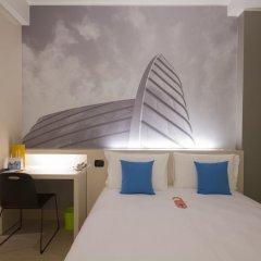 B&B Hotel Milano Cenisio Garibaldi Стандартный номер с различными типами кроватей фото 5