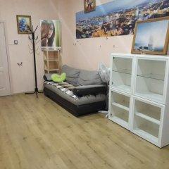 Отель Жилые помещения Kvartal Univer Казань комната для гостей