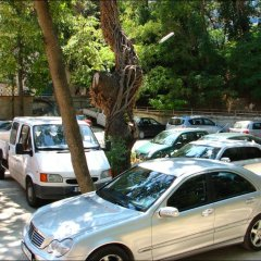 Kamchia Park Hotel парковка