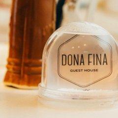 Отель Dona Fina Guest House ванная фото 2