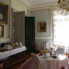 Отель Château Bouvet Ladubay Сомюр питание
