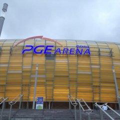 Hostel Gdańsk Sun and Sea спортивное сооружение