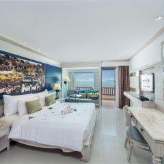 Отель Novotel Phuket Resort 4* Номер Делюкс с двуспальной кроватью фото 3