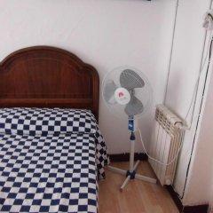 Отель Pension Lemus Стандартный номер с двуспальной кроватью (общая ванная комната) фото 3